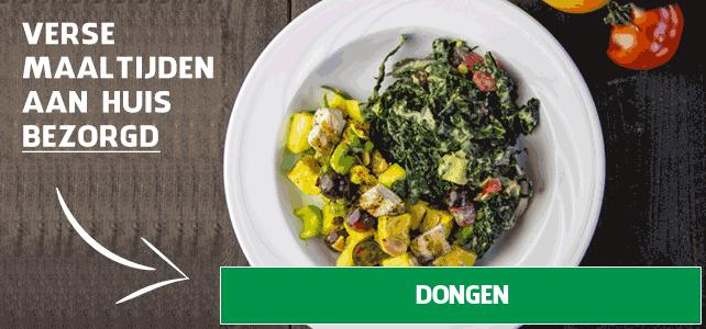 diepvriesmaaltijd bezorgen Dongen