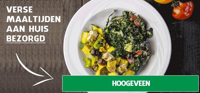 diepvriesmaaltijd bezorgen Hoogeveen