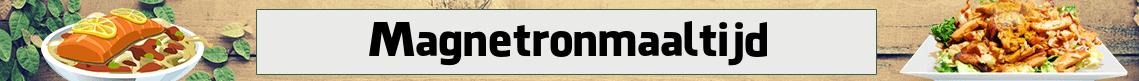 bezorgen-Magnetronmaaltijd